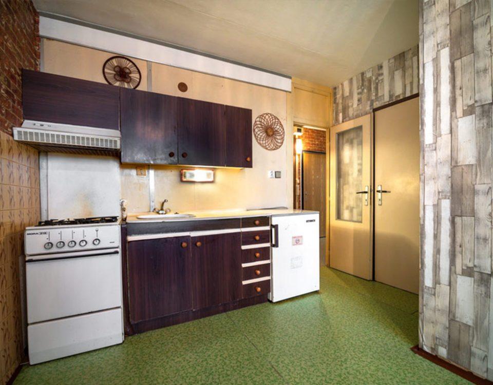 Na predaj 1,5 izbový byt, moldavská cesta-košice.