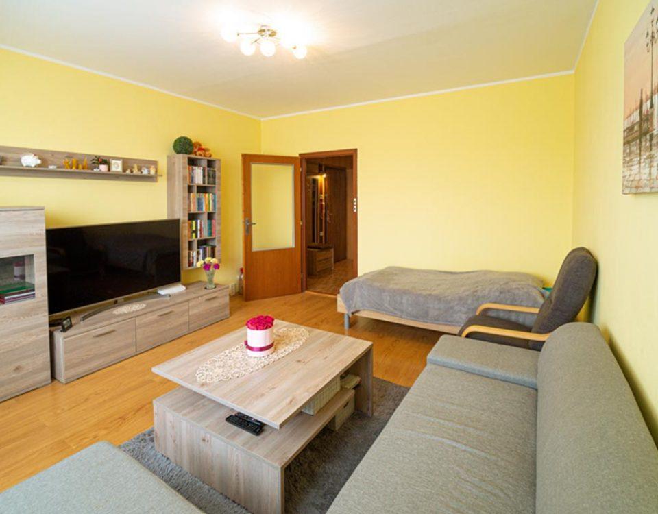 Na predaj 3 izbový byt na Cottbuskej ulicy v košiciach.